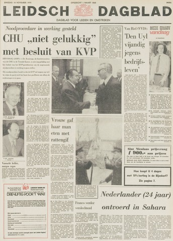 Leidsch Dagblad 1975-11-18