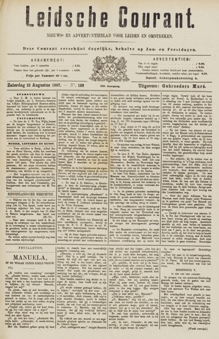 Leydse Courant 1887-08-13