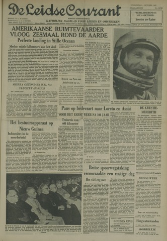 Leidse Courant 1962-10-04