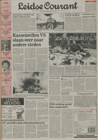 Leidse Courant 1992-05-01