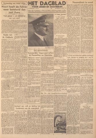 Dagblad voor Leiden en Omstreken 1944-04-20