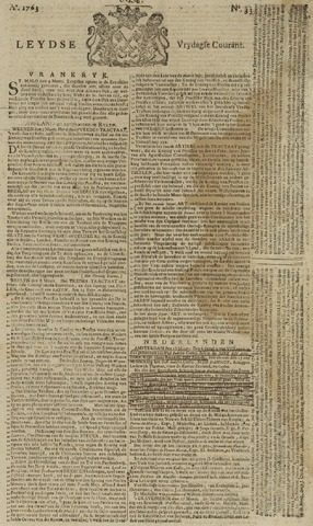 Leydse Courant 1763-03-18