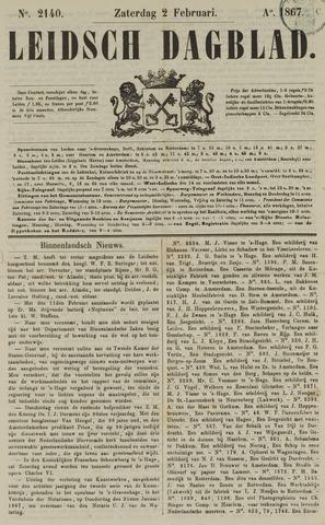 Leidsch Dagblad 1867-02-02