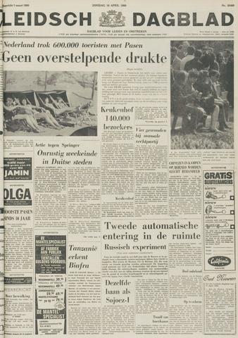 Leidsch Dagblad 1968-04-16