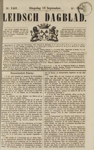 Leidsch Dagblad 1864-09-13