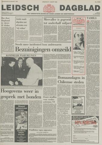 Leidsch Dagblad 1985-03-28