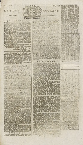 Leydse Courant 1818-10-26