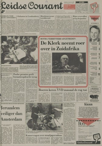 Leidse Courant 1989-08-15