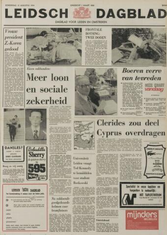 Leidsch Dagblad 1974-08-15