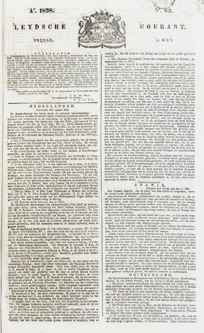 Leydse Courant 1838-05-25