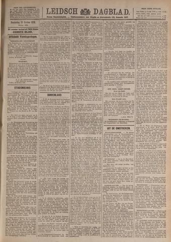 Leidsch Dagblad 1920-10-28