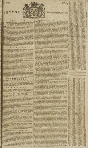 Leydse Courant 1772-06-17