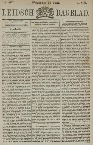 Leidsch Dagblad 1882-06-14