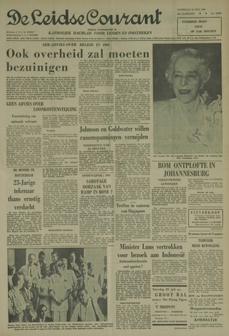 Leidse Courant 1964-07-25