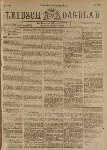 Leidsch Dagblad 1902-09-13