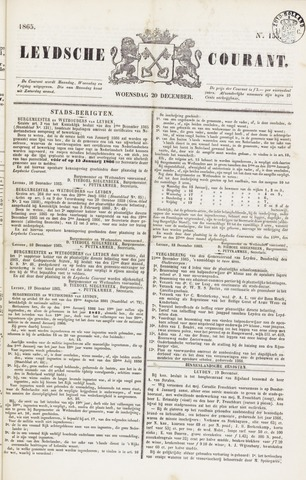 Leydse Courant 1865-12-20