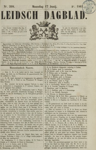 Leidsch Dagblad 1861-06-17