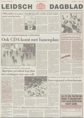 Leidsch Dagblad 1988-10-11