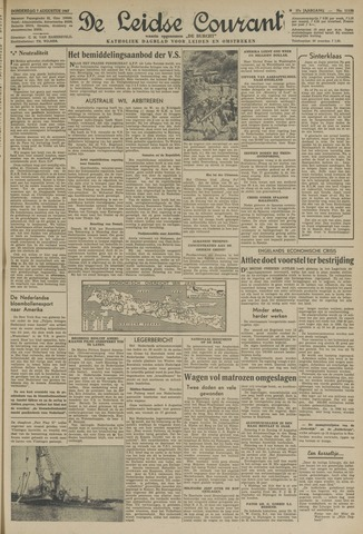 Leidse Courant 1947-08-07