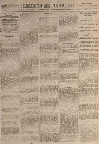 Leidsch Dagblad 1921-06-24