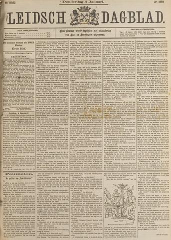 Leidsch Dagblad 1899-01-05