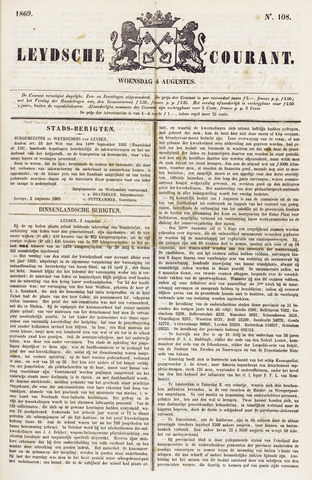Leydse Courant 1869-08-04