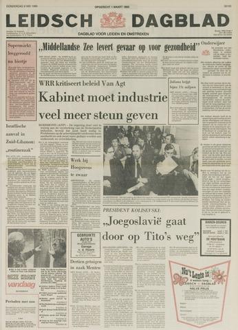 Leidsch Dagblad 1980-05-08