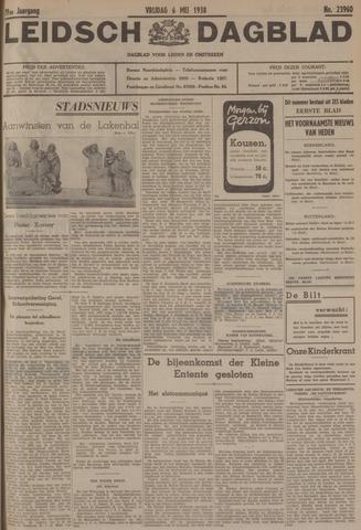 Leidsch Dagblad 1938-05-06