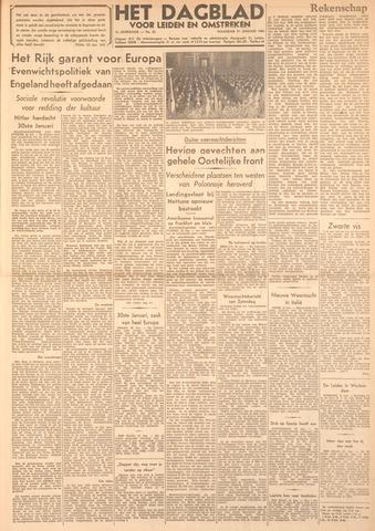 Dagblad voor Leiden en Omstreken 1944-01-31