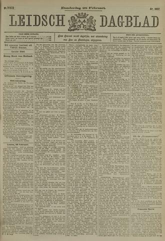 Leidsch Dagblad 1907-02-28