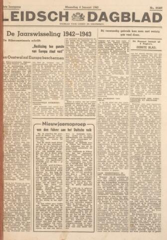 Leidsch Dagblad 1943