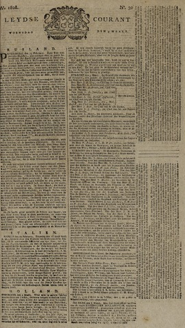 Leydse Courant 1808-03-09