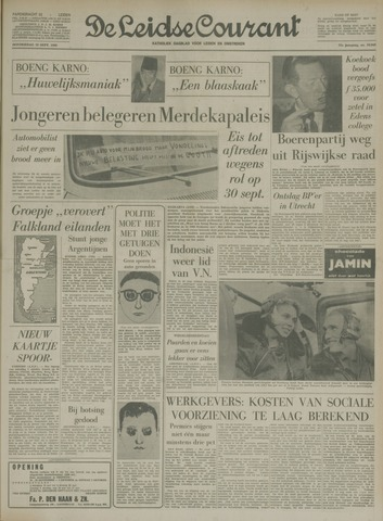 Leidse Courant 1966-09-29
