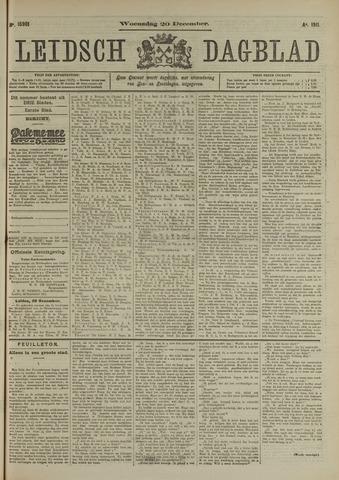 Leidsch Dagblad 1911-12-20