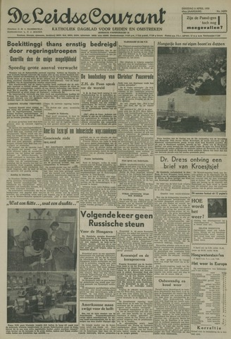 Leidse Courant 1958-04-08