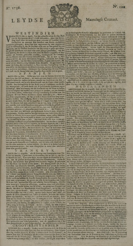 Leydse Courant 1736-08-20