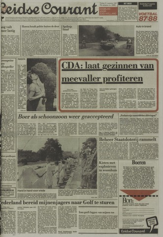 Leidse Courant 1987-08-21