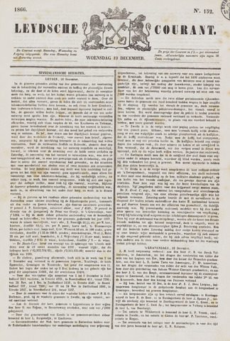 Leydse Courant 1866-12-19