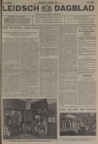 Leidsch Dagblad 1935-03-04