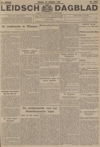 Leidsch Dagblad 1940-08-30