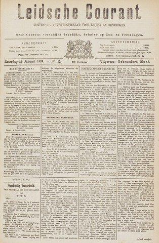 Leydse Courant 1889-01-12
