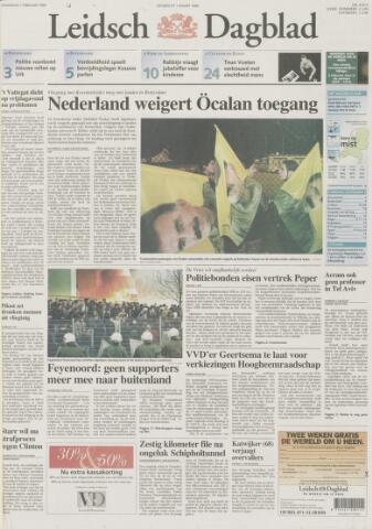 Leidsch Dagblad 1999-02-01