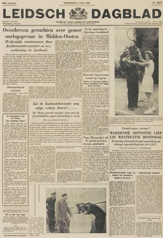 Leidsch Dagblad 1956-07-05