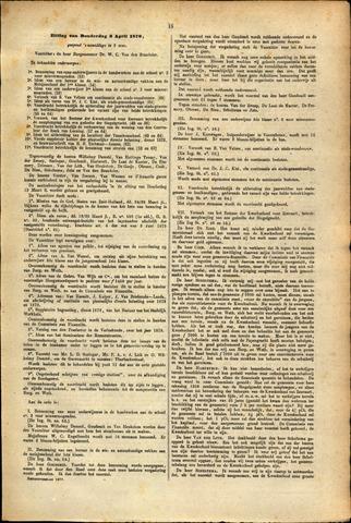 Handelingen van de Raad 1879-03-03