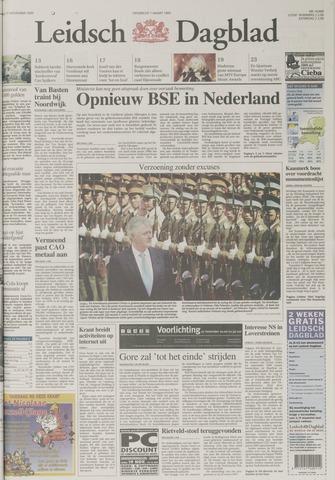 Leidsch Dagblad 2000-11-17