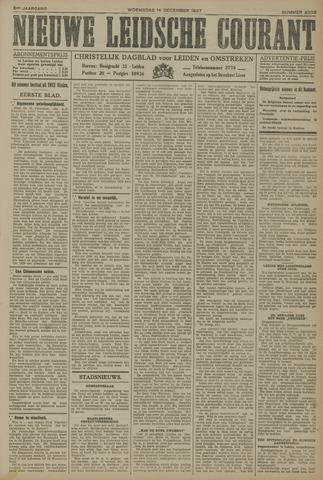 Nieuwe Leidsche Courant 1927-12-14