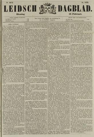 Leidsch Dagblad 1870-02-15