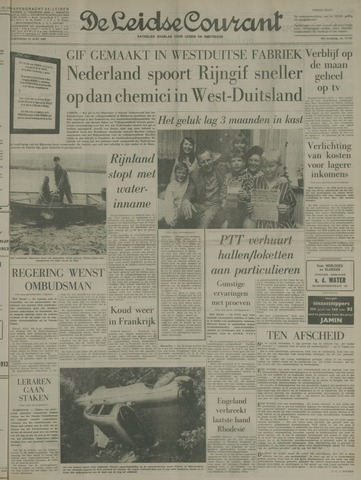 Leidse Courant 1969-06-25