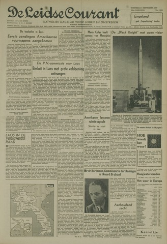 Leidse Courant 1959-09-09