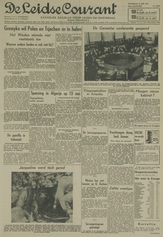 Leidse Courant 1959-05-13